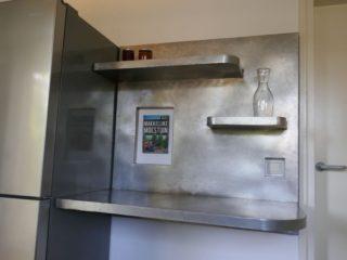 inox in de keuken